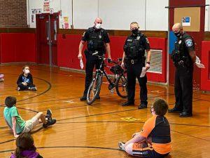 Bike program at Lincoln