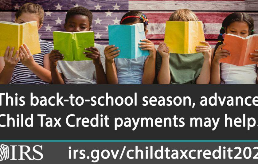 2021 Advance Child Tax Credit information